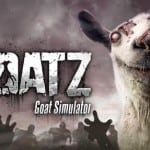 Coffee Stain Studios To Release Zombie Themed DLC GOATZ for GOAT SIMULATOR on 7th May 2015