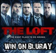 Win The Loft on Blu-Ray