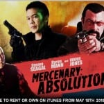 Two New Clips To Celebrate Release of MERCENARY: ABSOLUTION Starring Steven Seagal