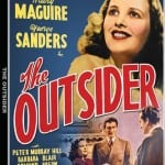 Network Distributing To Release Melodrama THE OUTSIDER on DVD and Blu-Ray on 18th May 2015