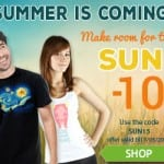 10% Off Everything at TOSTADORA T-SHIRTS Until 18th May 2015