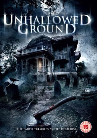Win Unhallowed Ground on DVD