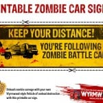 Print and Cut Out These HCF Exclusive WYRMWOOD Zombie Survivor Car Signs