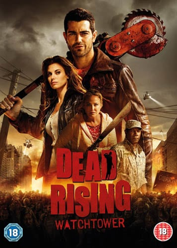 Win Dead Rising: Watchtower on DVD