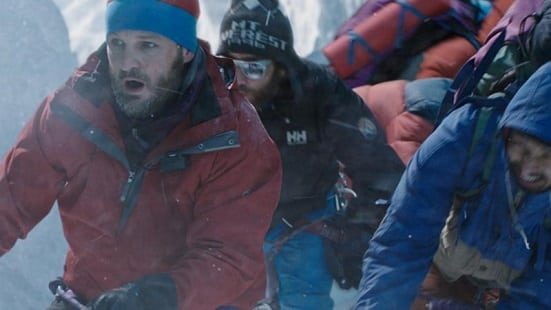 New featurettes revealed for 'Everest' and 'Fantastic Four'