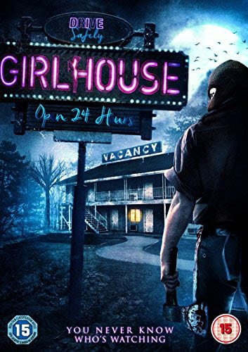 Win Girlhouse on DVD
