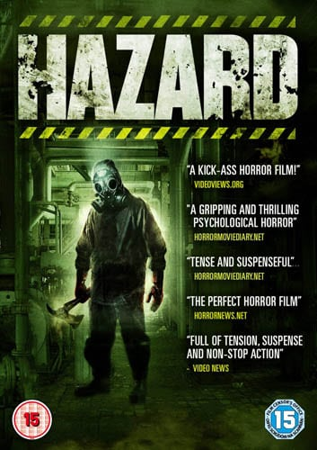 Win Hazard on DVD