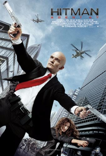 HITMAN: AGENT 47 Gets To Work In New TV Spot