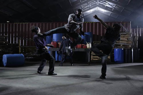 Falcon Rising starring Michael Jai White