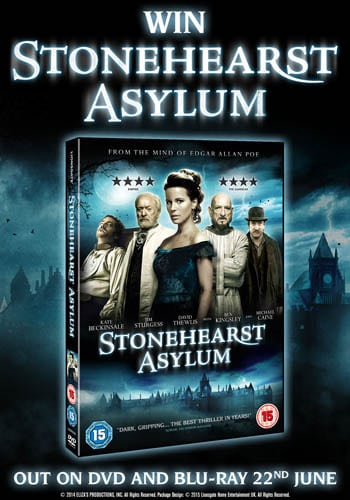 Win Stonehearst Asylum on DVD