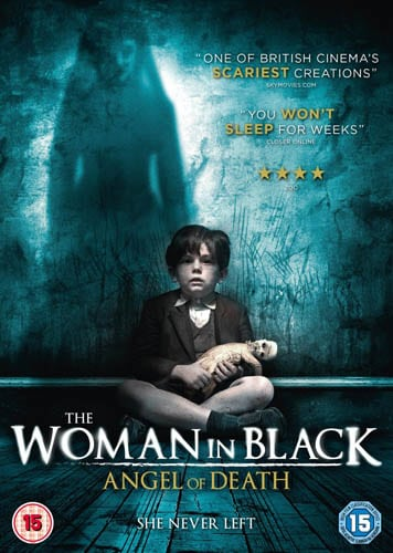 Win Woman in Black: Angel of Death on DVD
