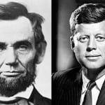 HCF Daily True Life Scare Stories: No 6: The Eerie Connection Between JFK and Abraham Lincoln!