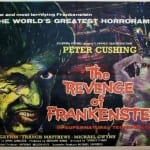 DOC'S JOURNEY INTO HAMMER FILMS #35: THE REVENGE OF FRANKENSTEIN [1958]