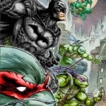 COMIC-CON: Batman to meet those pizza loving turtles in DC mash-up!