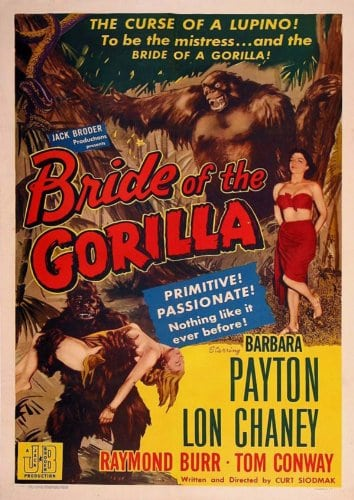 bride-of-the-gorilla