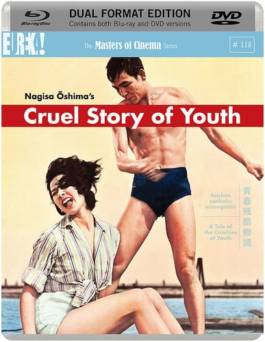 Eureka Entertainment To Release CRUEL STORY OF YOUTH on Dual Format on 17th August 2015