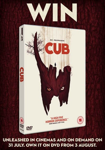 Win Cub on DVD