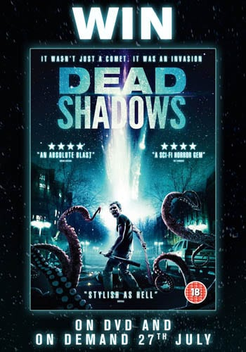 Win Dead Shadows on DVD