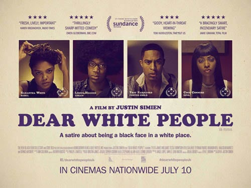 Win The Soundtrack and T-Shirt For DEAR WHITE PEOPLE in Our Competition!