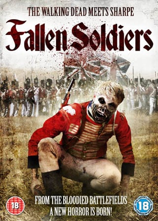 Win Fallen Soldiers on DVD