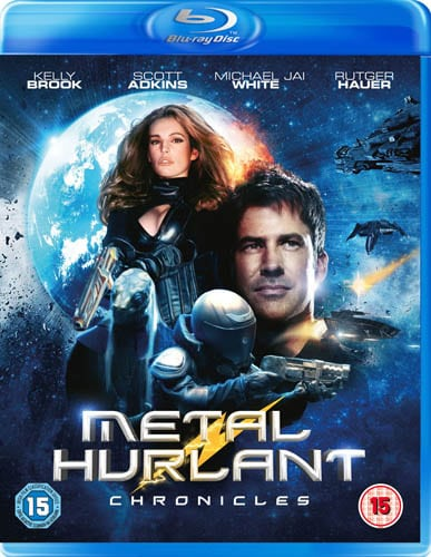 Win Metal Hurlant Chronicles on Blu-Ray