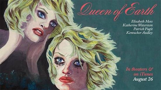 Intense and chilling trailer unleashed for 'Queen of Earth'