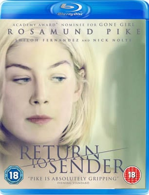 Win RETURN TO SENDER on Blu-Ray in Our Competition!