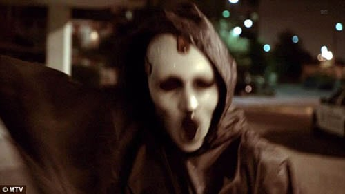 SCREAM: MTV Adaptation finally hits the small screen!  Hughesy is confused.........