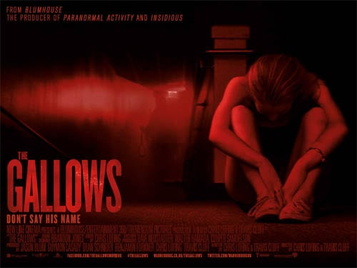 Win Tickets to an Advance Screening of The Gallows, in Cinemas July 17th