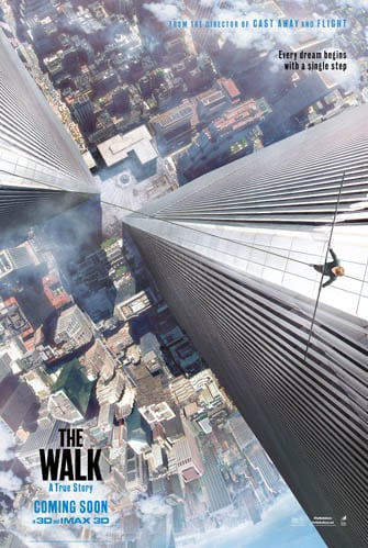 International Trailer Unleashed For THE WALK Ahead of UK Release in October