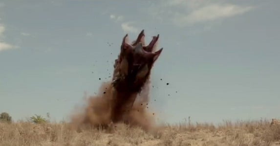 Fear runs deep in first trailer for 'Tremors 5: Bloodline'