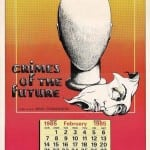 CRIMES OF THE FUTURE [1970]:  on Dual Format as a Special Feature with VIDEODROME 17th August