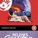 FELLINI'S CASANOVA [1976]: on Blu-ray 7th September