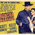 FRONTIER MARSHALL [1939]: on Blu-ray as a Special Feature with MY DARLING CLEMENTINE 17th August [short review]