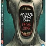AMERICAN HORROR STORY: FREAK SHOW Set For DVD and Blu-Ray Release on 26th October 2015