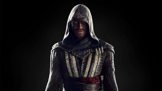 'Assassin's Creed' movie reveals first look at Michael Fassbender in character