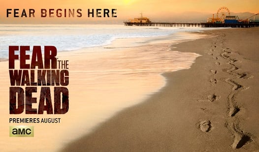 TV: 'Fear the Walking Dead' special to introduce mystery character through zombies on a plane