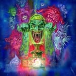 Fright Fest Day 1: cherries, comicbooks and wasps