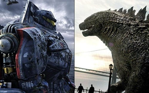 'Pacific Rim vs Godzilla'? Guillermo del Toro would love the f**k out of it!