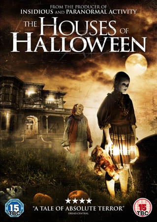 Win The Houses of Halloween on DVD