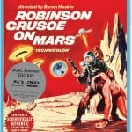 Eureka Entertainment To Release ROBINSON CRUSOE ON MARS on Dual Format