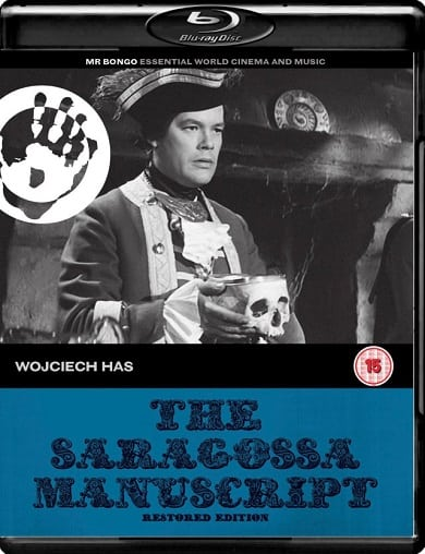 Win The Saragossa Manuscript on Blu-Ray