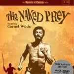 Eureka Entertainment To Release THE NAKED PREY on Dual Format on 19th October 2015