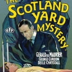 Network Distributing To Release THE SCOTLAND YARD MYSTERY on DVD on 31st August 2015
