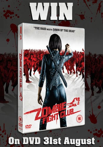 Win Zombie Fight Club on DVD