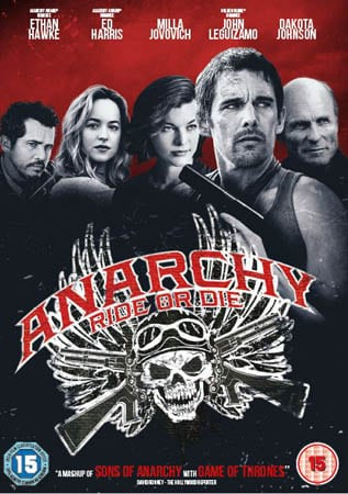 Win Anarchy: Ride or Die on DVD