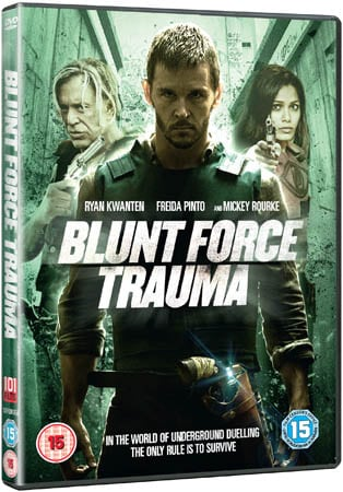 Win Blunt Force Trauma on DVD