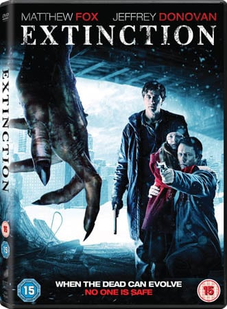 Win Extinction on DVD