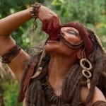 Careful, you could take someones eye out with this red-band 'The Green Inferno' clip