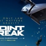 Thrilling second trailer for 'Point Break' has some awesome stunts